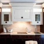 Siyah beyaz mutfaklar