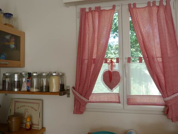 mutfak perdeleri evde son trend. Black Bedroom Furniture Sets. Home Design Ideas